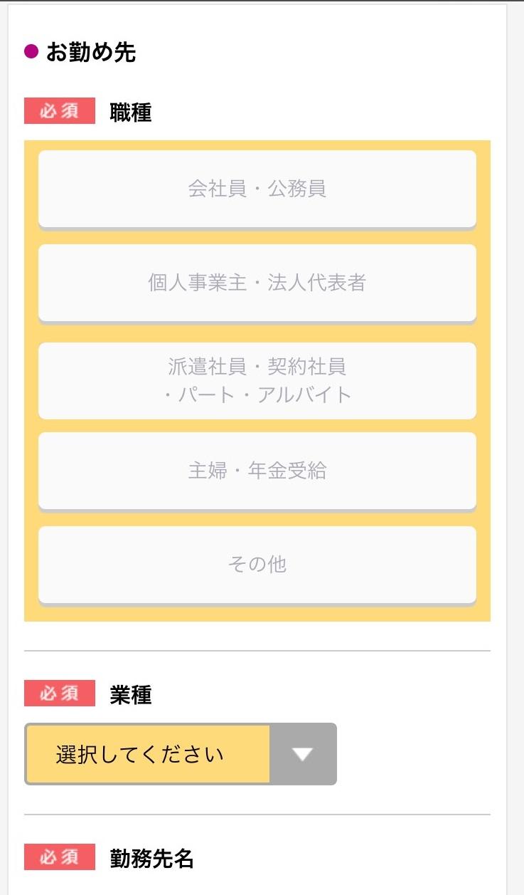 イオン銀行カードローン申込フォーム_006